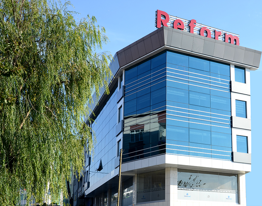 reform group, refom merkez ofis, reform sports holding, reform holding, reform group şirket,