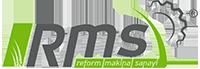 rms, rms logo, reform makine sanayi, makine sanayi logo,