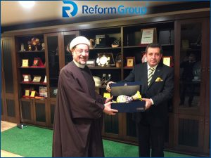 Halid Al Atiyye, Halid Al Atiyye Ziyareti ve harun macit, Halid Al Atiyye yeniad,
