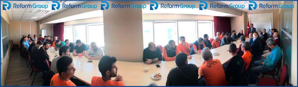 reform panaroma