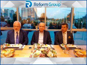 reform group ziyareti