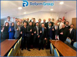 reform group, reform group çalışanlar, reform group genel merkez, reform group 2017,