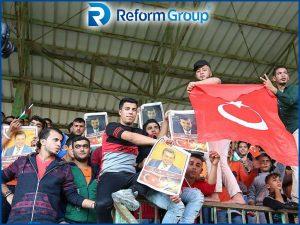 türk bayrağı, türk yardımeli,