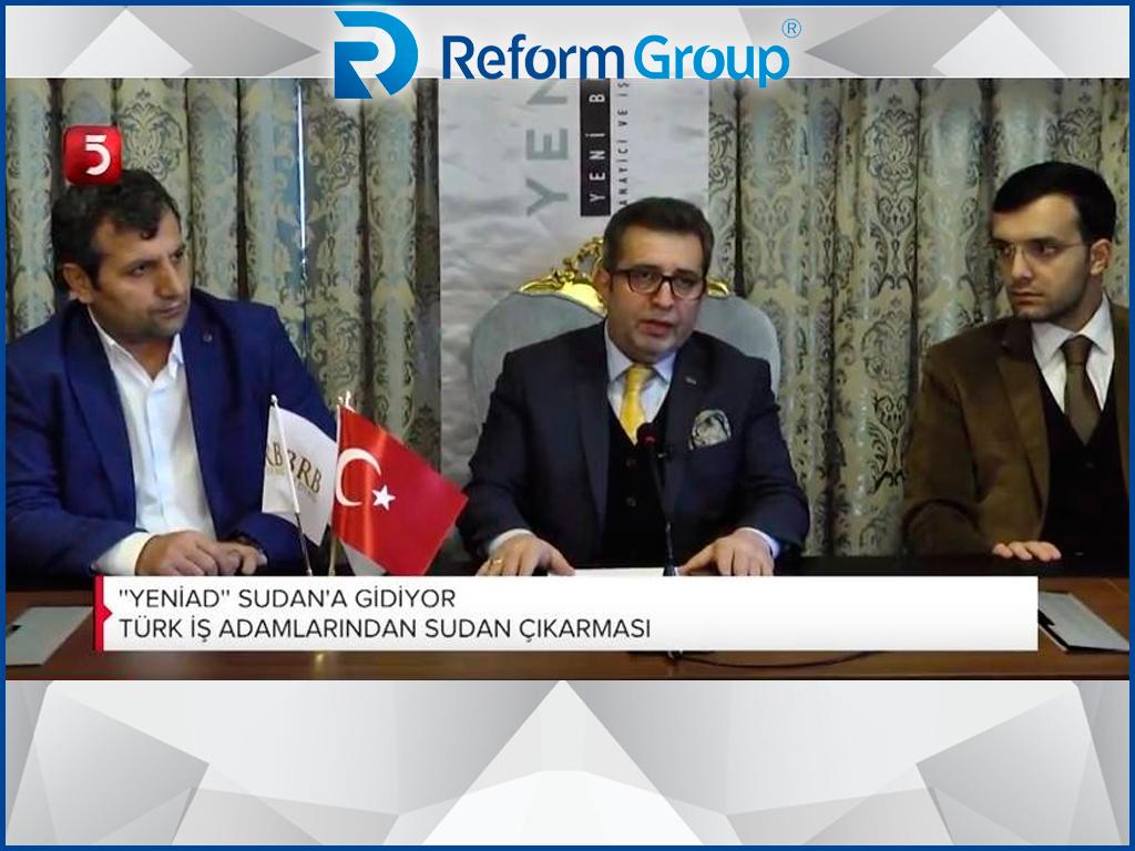 Türk işadamları Sudana gidiyor